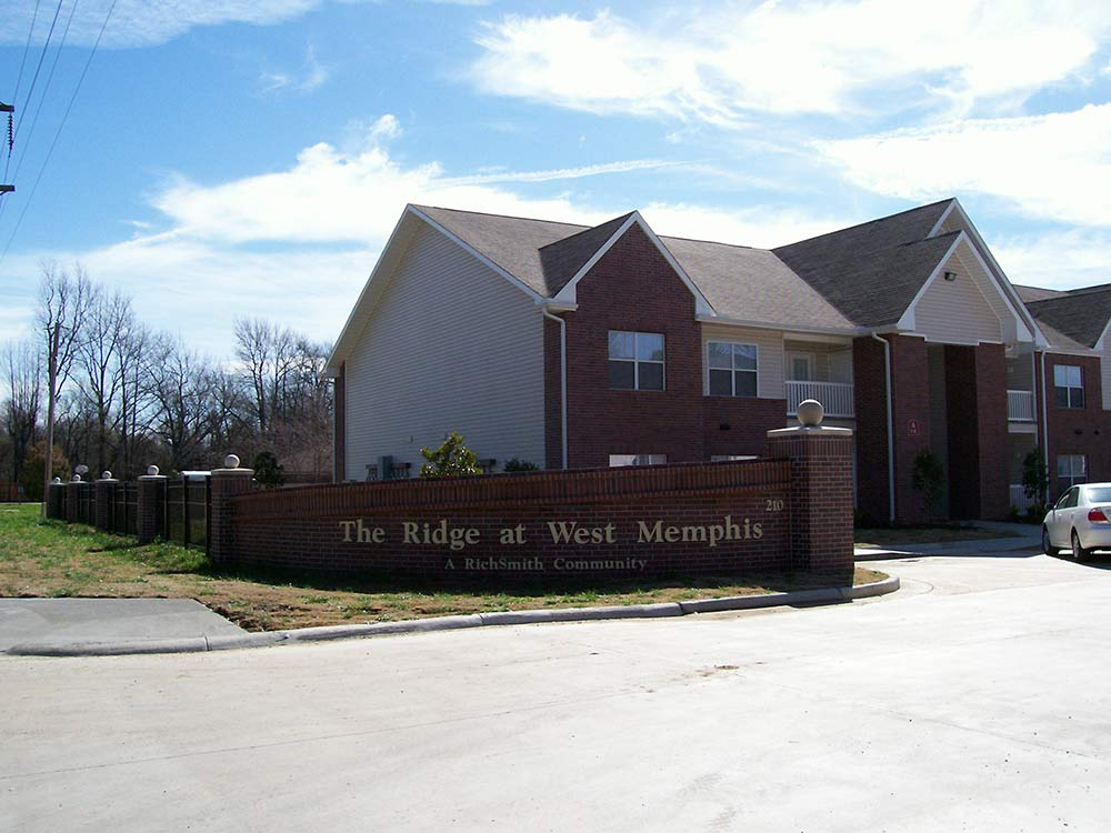 Ridge At West Memphis Home Property Management Ridge At